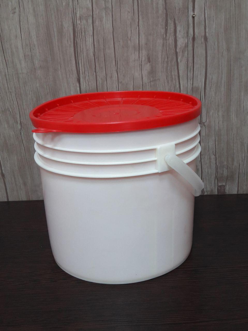 سطل رنگ سه خط 12 کیلویی