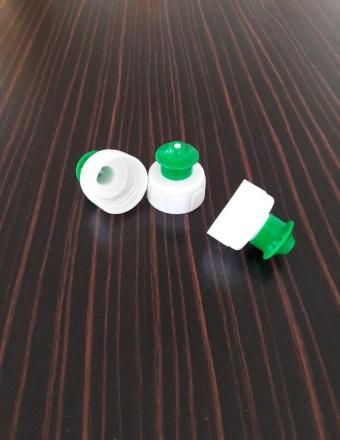 درب مایع ظرفشویی دو تکه پایه کوتاه دهانه 28