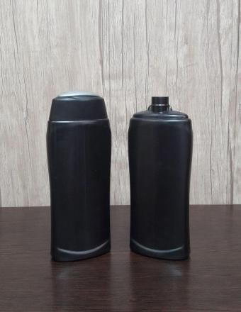 بطری شامپو 300 سی سی ساده